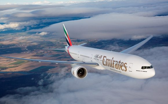 Emirates Places Order for 30 Boeing 787-9 Dreamliners