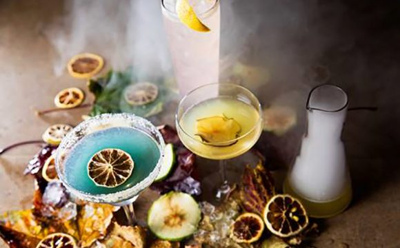 Scary Cocktails to Mark a Ghoulish Weekend