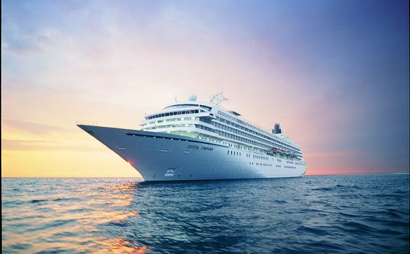Sophisticated New Look for Luxury Cruise Ship