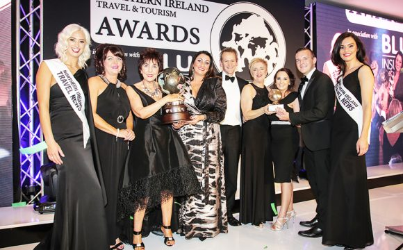 Downe Travel and Heaney HomePlace Big Winners at Travel Awards
