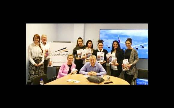Emirates/Dubai Parks and Resort Training Day