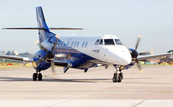 Eastern Airways to Return to Belfast City Airport with Teesside Connection