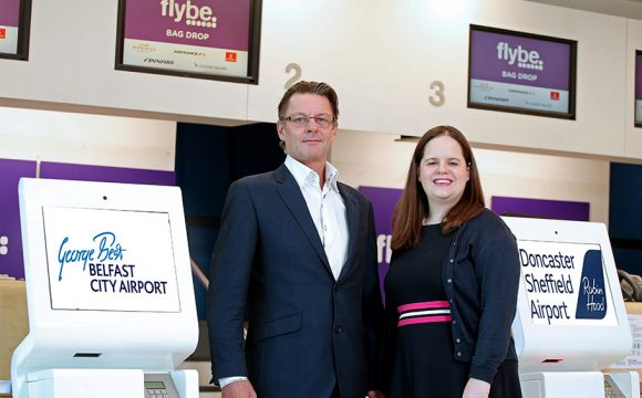 Flybe Announces New Route From Belfast City to Doncaster Sheffield