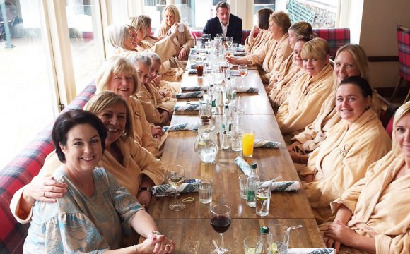 Belfast City Treat Agents to Spa Day at Galgorm