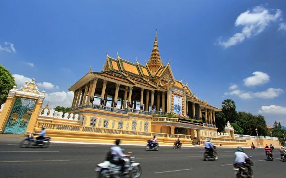 Cambodia Big Draw as Honeymoon Bookings Surge by a Fifth