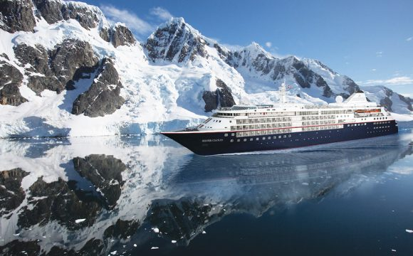 Silver Cloud Makes Inaugural Expedition to Antartica