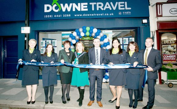 Downe Travel Relocate to New Premises