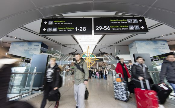 Record January at Dublin Airport