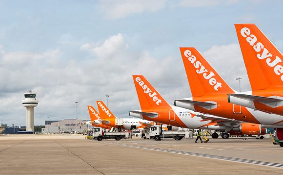 EasyJet Sees Six Per Cent Rise in Passenger Numbers