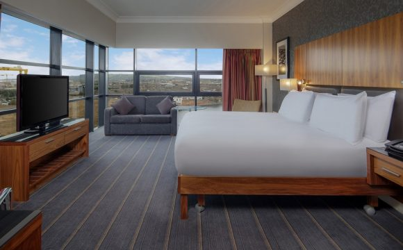 Win Overnight Stay in LUXURY Hilton Hotel Suite