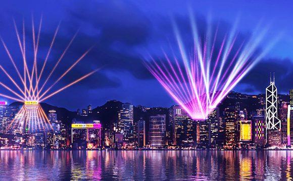 A Symphony of Lights Set to Light Up Hong Kong Sky