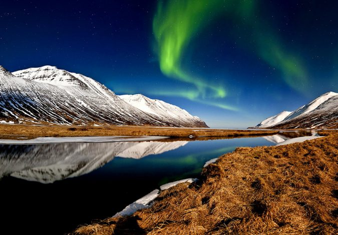 Win Two Return Flights to Iceland with Icelandair