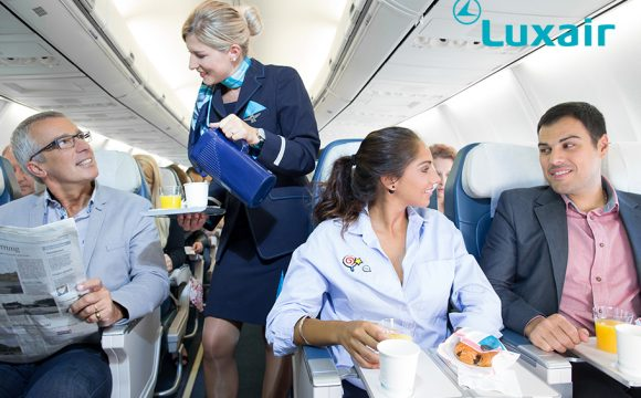 Travel Solutions Unveil Luxair for Summer 2018