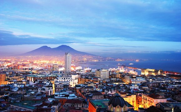Naples Route Means Nine Ryanair Services to Italy