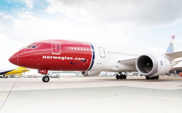 Norwegian Launches Special USA Offers from Belfast
