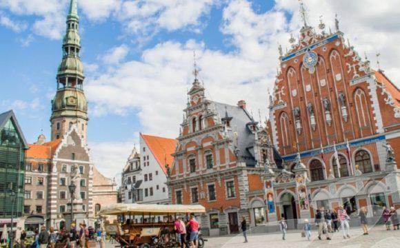 #NInja Review: Riga, Latvia