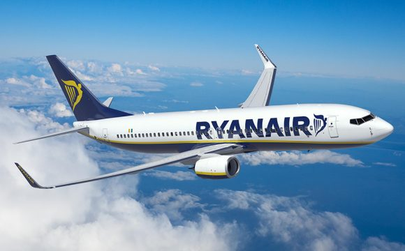 Ryanair Launches 'Black Friday' Week Long Promotion