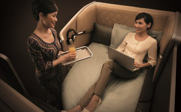 Singapore Airlines Named Best Airline for 2019