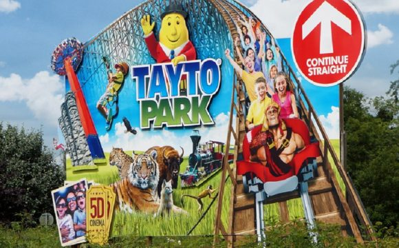 #NInja Review: Tayto Park, Ireland