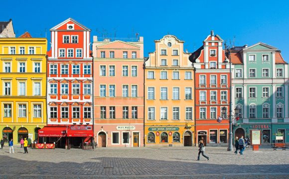 #NInja Review: Wroclaw, Poland