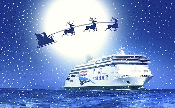 Irish Ferries Unwraps Christmas Gift Idea