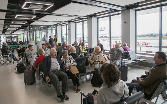 Dublin Airport Opens New Boarding Gate Area
