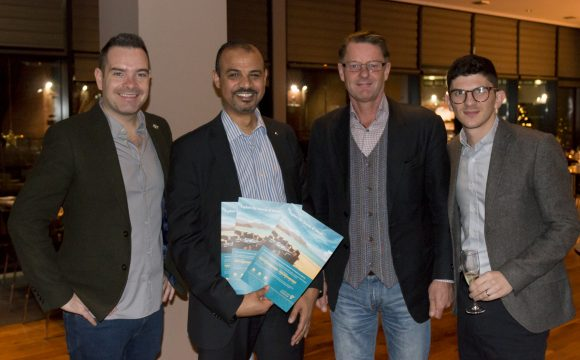 Oman Air From Manchester Roadshow