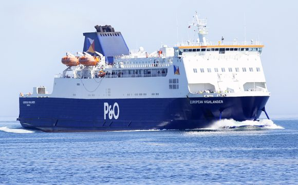 Emirati Port Operator Buys Back P&O Ferries