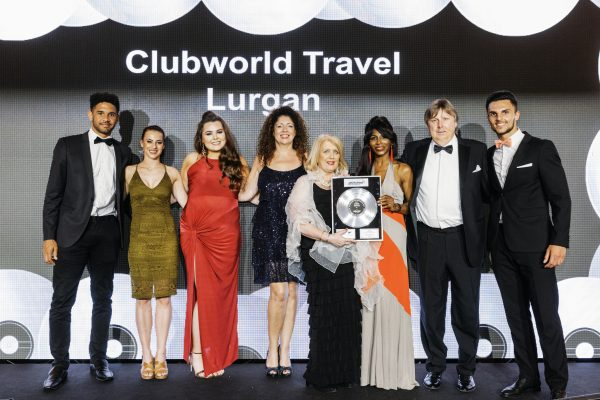 Three NI Agents Collect Awards at the Jet2holidays Conference