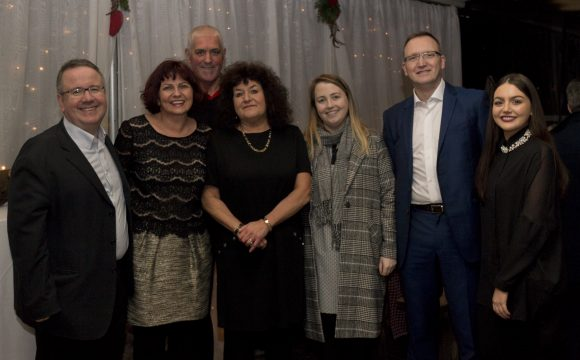 Agents Turn Out for Annual NI Travel Trade Christmas Event