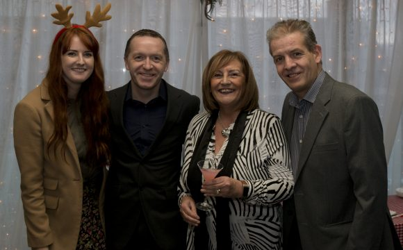 NI Travel Trade Christmas Event | Roof Top Garden, Merchant Hotel