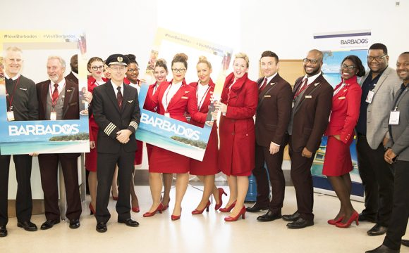Twice Weekly Service to Barbados from Heathrow Launched