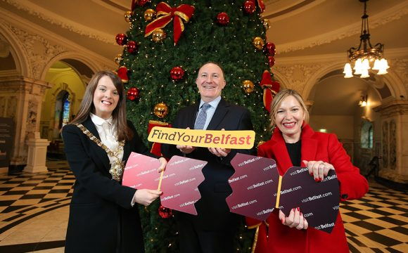 Belfast Gears Up For its Best Christmas Yet
