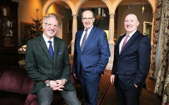 Visit Belfast Bids a Titanic Farewell to Tim Husbands MBE