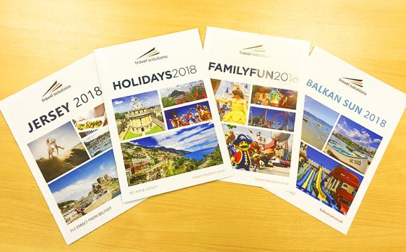 Local Tour Operator Launches Four New Brochures