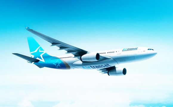 Air Transat Upgrades Canada Flights from Dublin