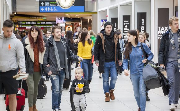 Record Near 30m Passengers Used Dublin Airport Last Year
