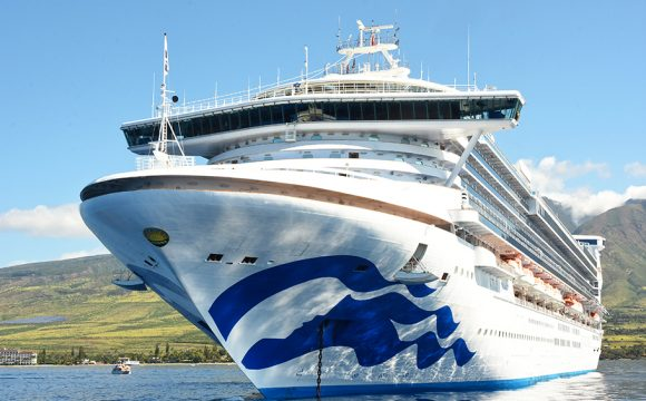 Princess Cruises Says 'Aloha' to Refurbished Star Princess