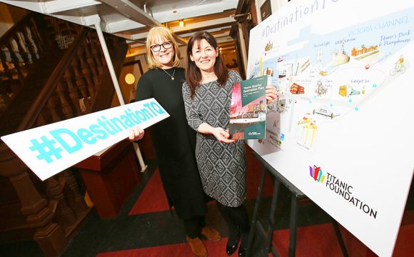 Titanic Foundation Marks Tenth Year with Ambitious Plans