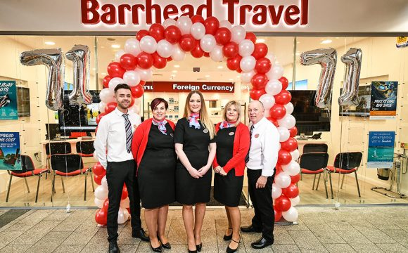 Barrhead Opens First Store in Northern Ireland