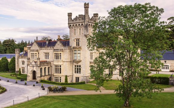 Relaxed Grandeur in Dog Friendly Lough Eske Castle