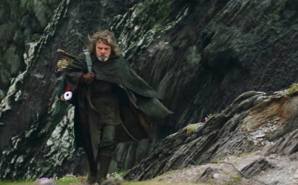 Mark Hamill Praises Ireland's Starring Role in Star Wars: The Last Jedi