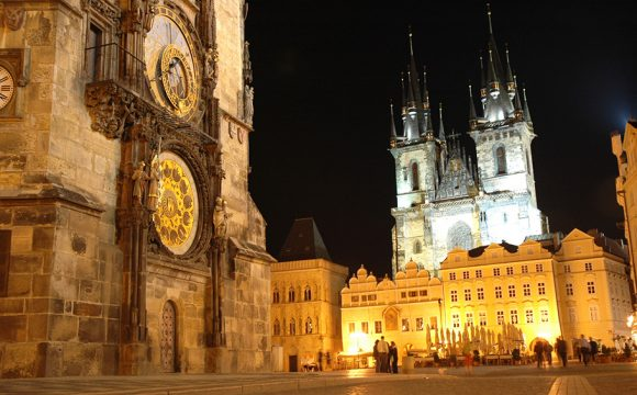 Prague Now Hen Party Capital of the World