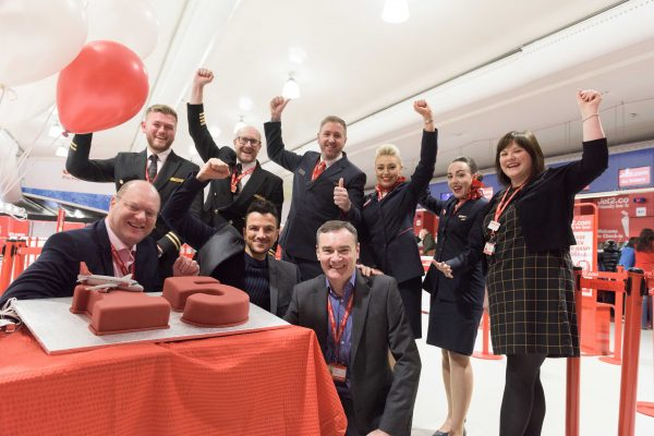 Jet2.com Celebrates 15 Years in the Skies!