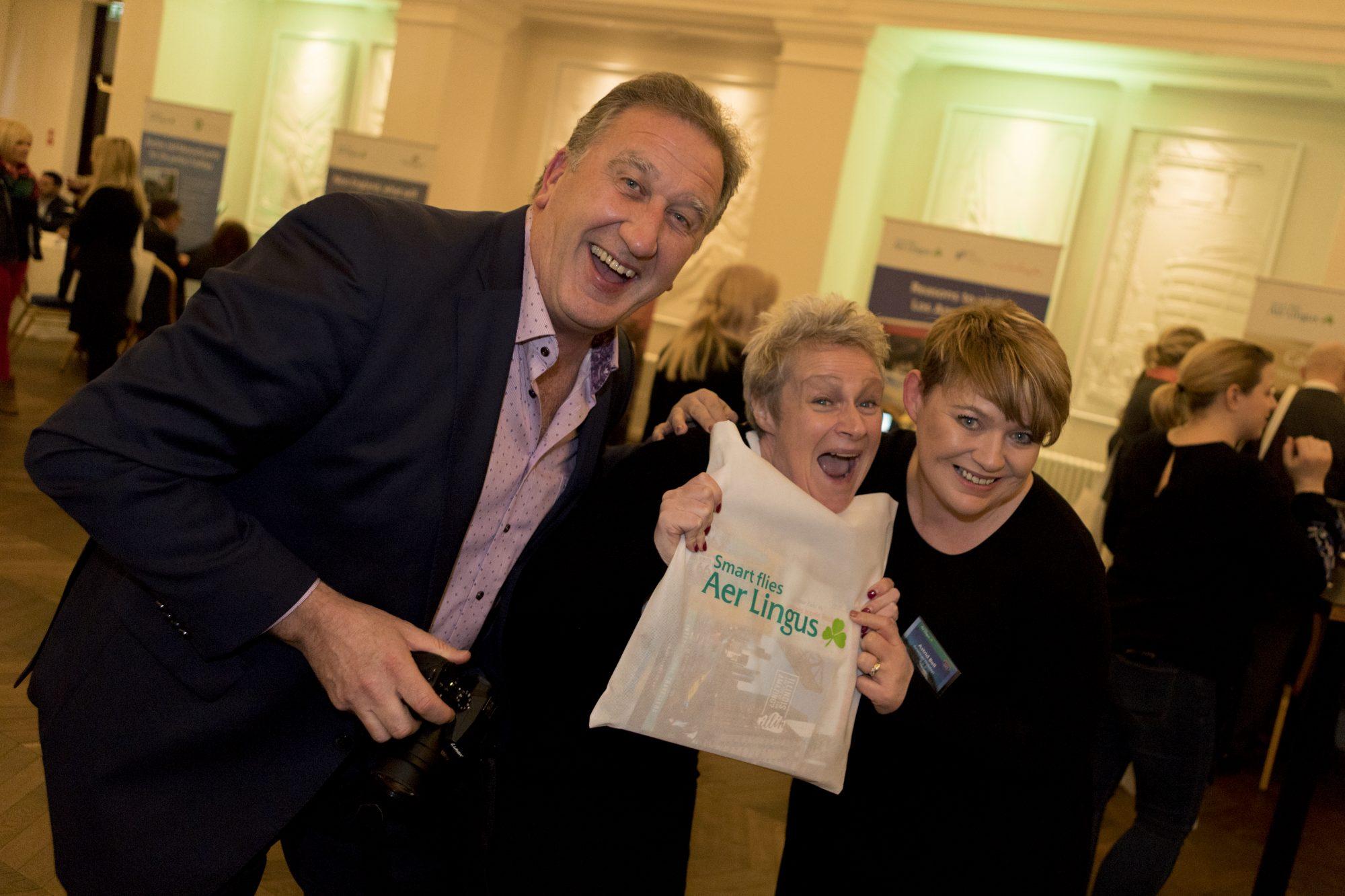 Aer Lingus Usa Roadshow Anic Hotel Belfast
