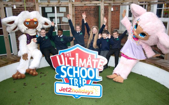 NI Pupils Welcome THE ULTIMATE SCHOOL TRIP Roadshow