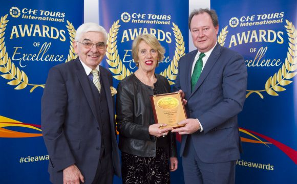 Top Irish Hotel Award Won by Culloden