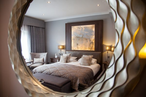 Win An Overnight Stay At The Lodge Hotel, Coleraine