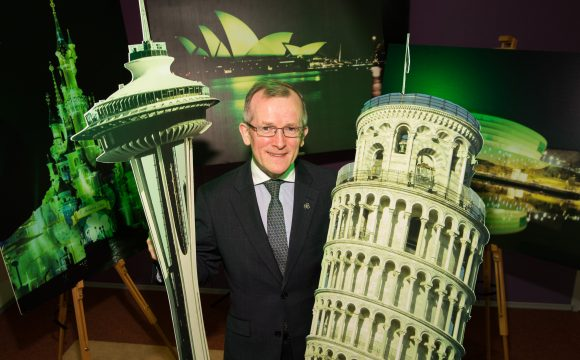 More Iconic Attractions Will Go Green for St Patrick's Day