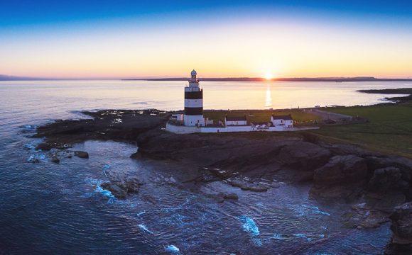 Sunset Tour at Hook Lighthouse on Good Friday